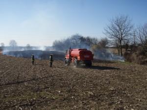 Nutzfeuer wird zu Feuerwalze