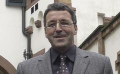 Weinheims erster Bürgermeister Dr. Torsten Fetzner Foto: privat