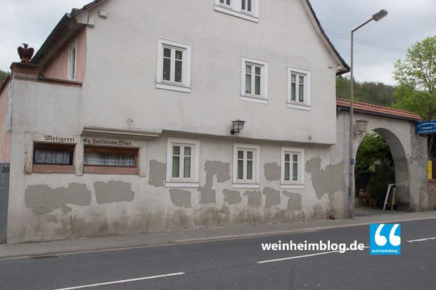 Der Schwarze Ochse in Sulzbach - Soll er an die NPD verkauft werden?